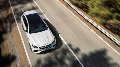Галерея Mercedes-AMG E 63 S 4MATIC+.