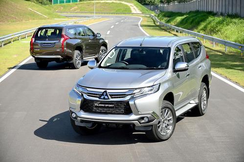 Новый Mitsubishi Pajero Sport - официально!
