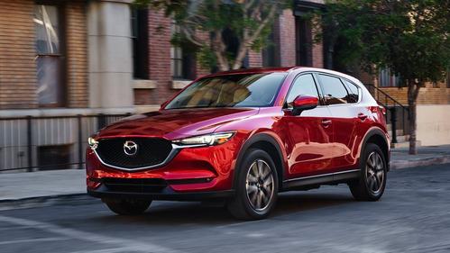 Mazda CX-5 второго поколения дебютировала в Лос-Анджелесе.Новости Am.ru
