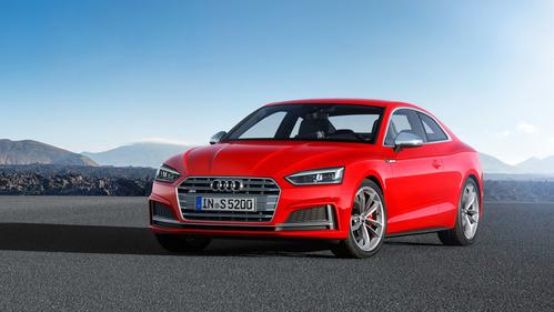 Купе Audi A5 сменило поколение.Новости Am.ru