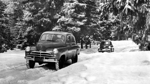 История off-road седанов