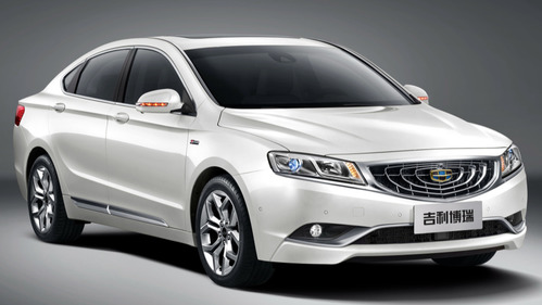 Geely объявил цены на седан Emgrand GT.Новости Am.ru