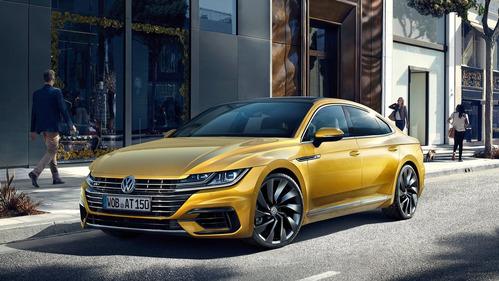 Официальные фотографии нового Volkswagen Arteon – смотреть фото на Am.ru