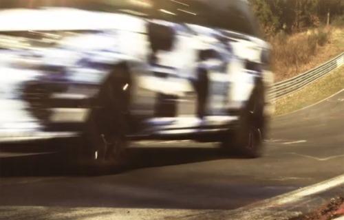 Land Rover сделает заряженную версию  Range Rover Sport