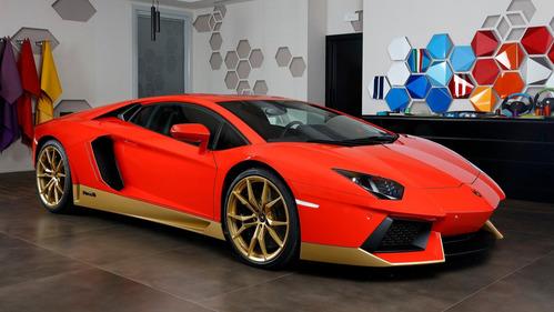 Lamborghini выпустила Aventador Miura Homage в честь юбилея.Новости Am.ru