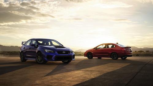 Официальные фотографии обновлённых Subaru WRX и WRX STI - смотреть фото на Am.ru.