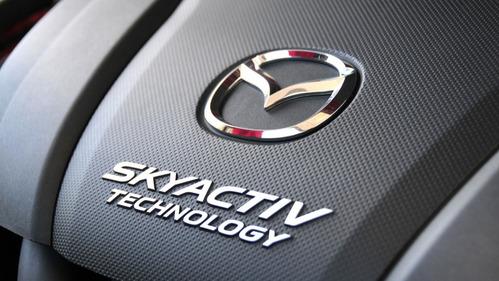 Mazda анонсировала новые двигатели.