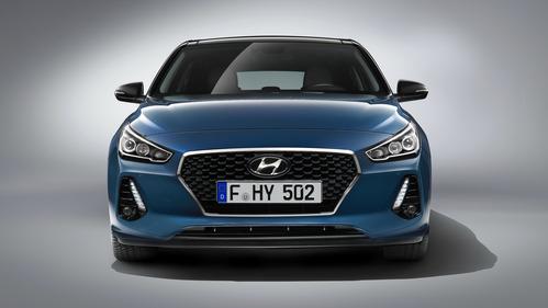 Фотогалерея нового Hyundai i30.
