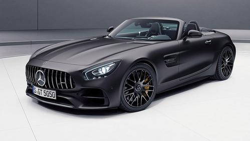 Новые AMG-версии трёх моделей Mercedes.