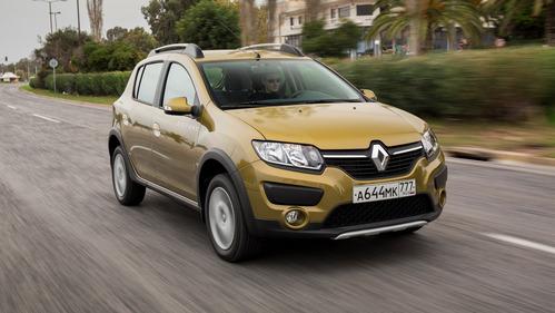 Почти все Renault подорожали.