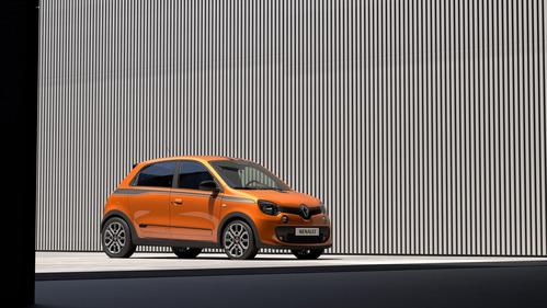 Официальные фотографии Renault Twinfo GT - смотреть фото на Am.ru.