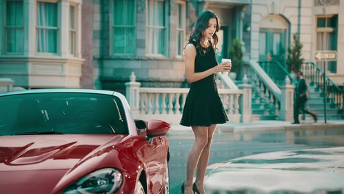 Реклама Fiat 124 Spider про любовь – смотреть видео на Am.ru