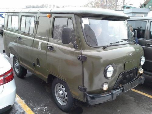 УАЗ-452 обновили и пустили в серию
