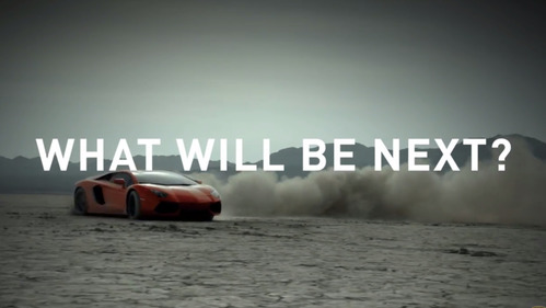 Lamborghini готовит сюрприз поклонникам V12.