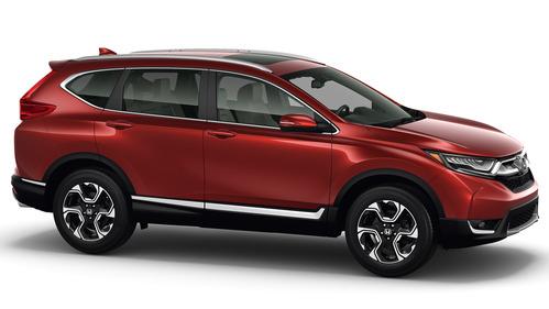 Honda CR-V нового поколения дебютирует в России в 2017 году.Новости Am.ru