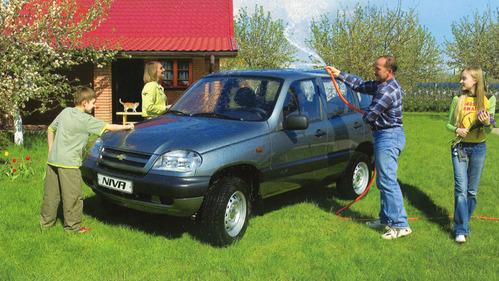 Советы по выбору Chevrolet Niva с пробегом.