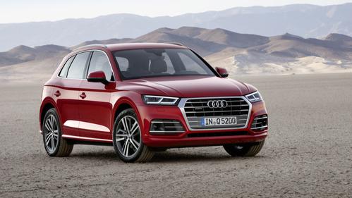 Юбилейным Audi с приводом quattro стала модель Q5.