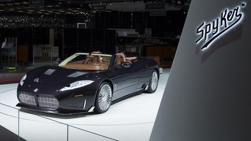 Голландцы рассказали о новшествах суперкара Spyker С8 Preliator.