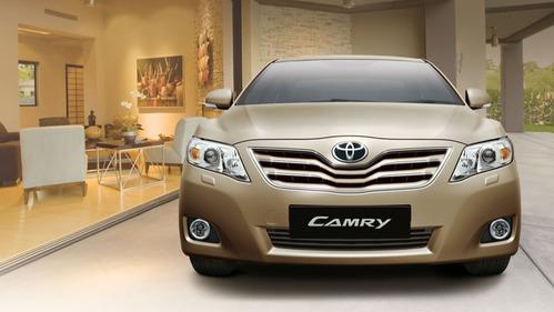 Советы по выбору Toyota Camry (XV40) с пробегом.