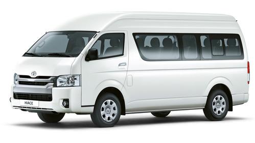 На вэнах Toyota Hiace бесплатно заменят топливные насосы.