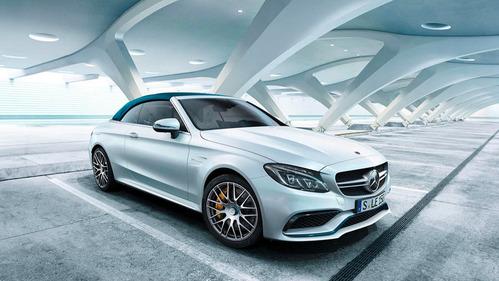 Галерея трёх AMG-версий Mercedes.