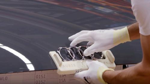 Увлекательное видео о производстве Audi TT RS.