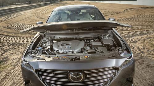 V8 не стал двигателем года в США.