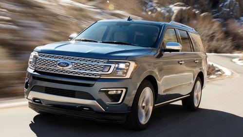 Ford представил Expedition четвёртого поколения.Новости Am.ru