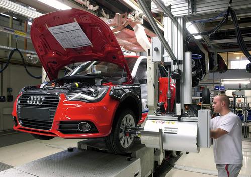 Audi остановила завод в Брюсселе из-за терактов