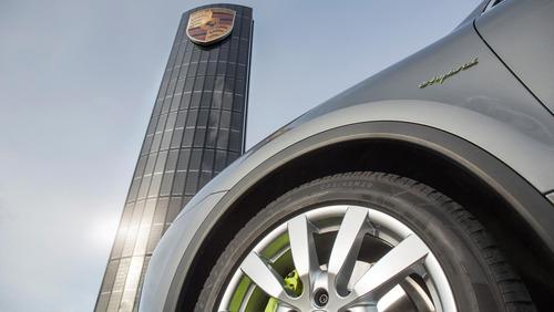 В Германии проверяют Porsche на причастность к «дизельгейту».