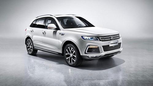 Zotye Sport T600 может приехать в Россию в 2017 году