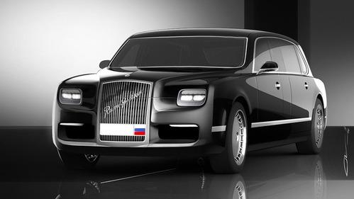 Автомобили проекта «Кортеж» успешно прошли краш-тесты.Новости Am.ru