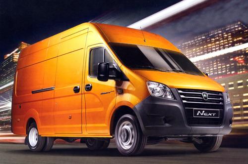 Начались продажи нового фургона ГАЗель NEXT.
