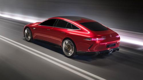 Mercedes-Benz выбрал свои лучшие концепт-кары – смотреть видео на Am.ru