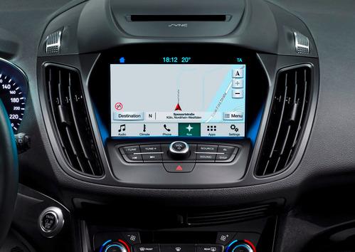 «Форды» в Европе получат высокоскоростной доступ в Сеть в дороге.