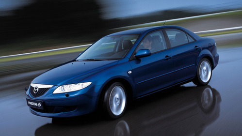 9 седанов Mazda6 отзывают из-за проблемных подушек безопасности.Новости Am.ru