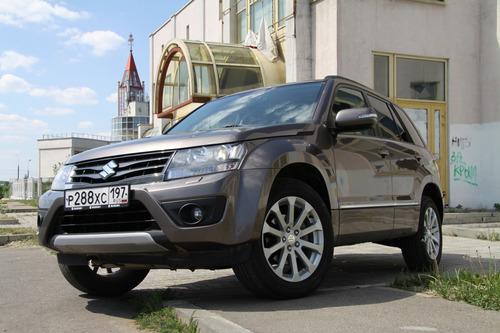 Suzuki Grand Vitara - фотогалерея к тесту - Журнал am.ru