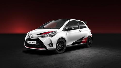 Хот-хэтч Toyota Yaris получит мотор 1.8 с компрессором.