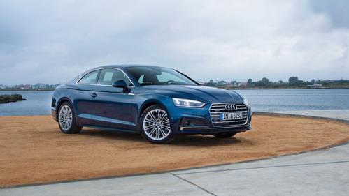 Объявлен прайс-лист на купе Audi A5.