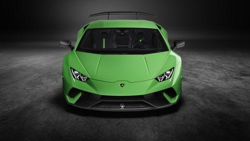 Фотогалерея  Lamborghini Huracan Perfomance.
