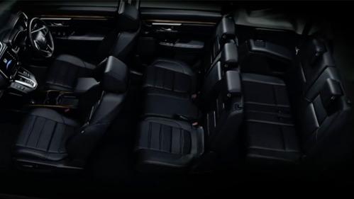 Honda CR-V получит 7-местную версию.Новости Am.ru