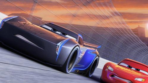 Вышел расширенный третий видеотизер мультфильма «Тачки 3».