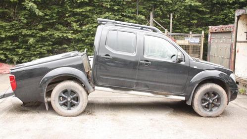 Владельцы Navara просят Nissan об отзыве их машин.