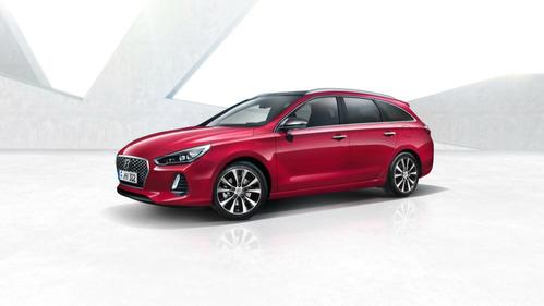 Универсал Hyundai i30 Tourer  рассекречен полностью.