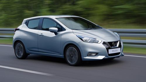 Фотогалерея нового Nissan Micra.
