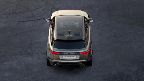 Velar - новая четвёртая модель Range Rover.