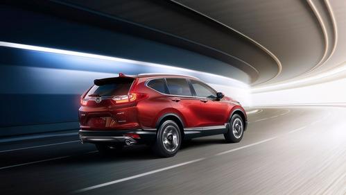 Honda CR-V лишится турбомотора по пути в Россию .Новости Am.ru
