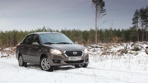 Тест-драйв Datsun on-DO с автоматом – читать и смотри на Am.ru