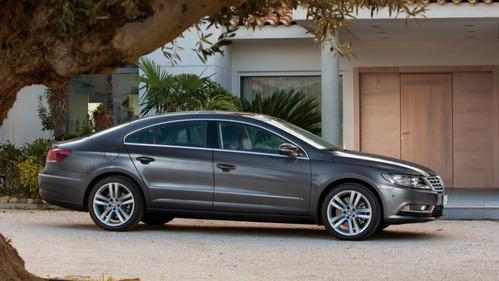 Официальные фотографии Volkswagen Passat CC - смотреть фото на Am.ru.