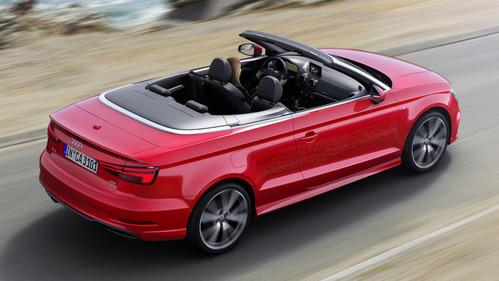 Audi A3 Cabriolet заметно подорожала после обновления.Новости Am.ru